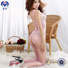 Queen size sexy lingerie bodystocking