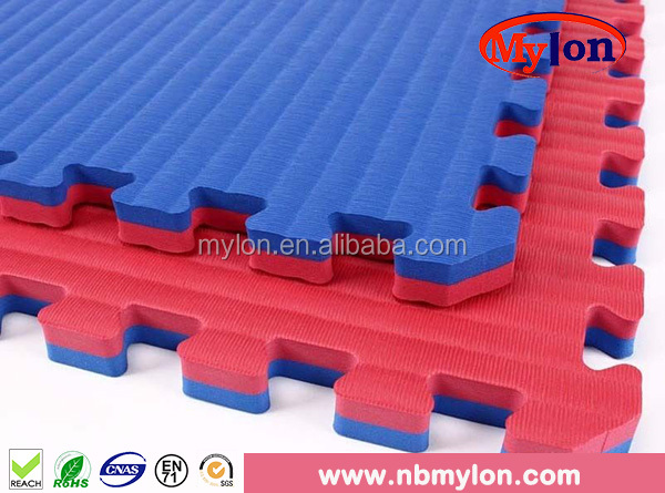 Tatami Jigsaw Mats Judo Karate eva mat with 40 50 20 30mm thickness
