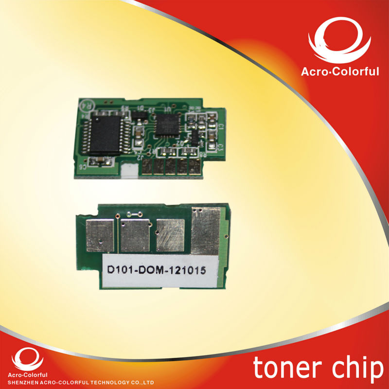 cartridge chip for samsung ml-2165 2165 w toner reset chip