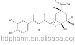 Chlorogenic acid//cas no.327-97-9