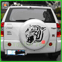 Die Cut Waterproof PVC Vinyl Car Body Side Sticker Design