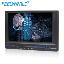 FEELWORLD 7 inch car headrest monitor with hdmi input