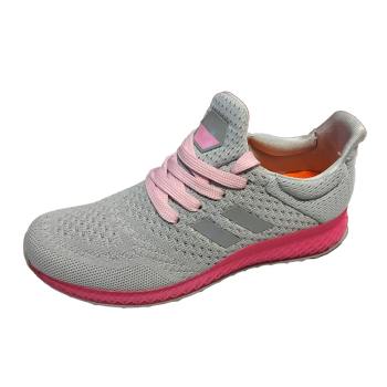 High Quality Ultra Boost Flykniting Women Sport Shoes China With Air Holes