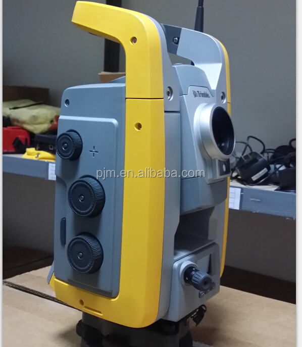 2017 PJK PTS1202R 500 METER NO PRISM CHINA MADE TOTAL STATION