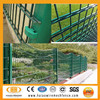 High quality flexible portable decorative garden fence panel,double wire fence panels