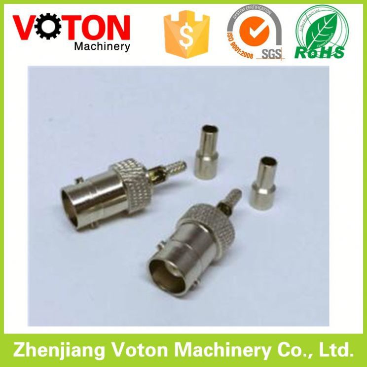 bnc connector,bnc female crimping connector ,KSR100 coaxial rf cable
