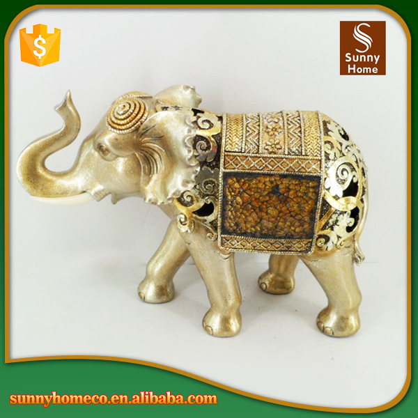 Animal Statue figurines Resin Elephant Statue