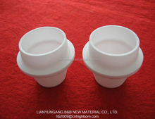 High Temperature Alumina Ceramic Corundum Crucible for melting