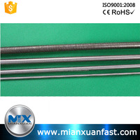 Carbon Steel Zinc Plated Gr8.8 Din975 Galvanized Threaded Rods