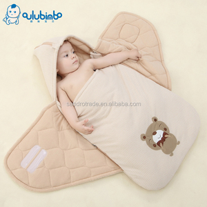 Sandro New Design 100% Cotton High Quality Baby Sleeping Bags