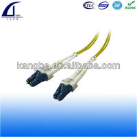 SM DX LC-LC Fiber Optic Jumper/Patch Leads
