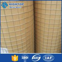 6x6 welded wire mesh /1/2 inch galvanized welded wire mesh manufaturer