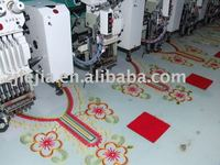 towel mixed embroidery machine