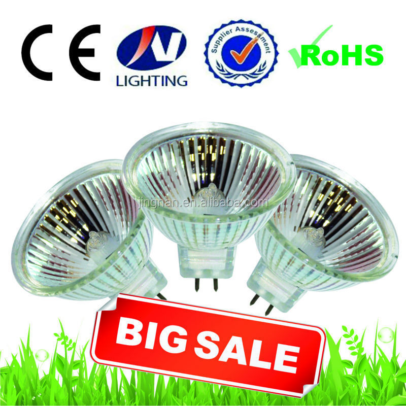 JCDR bulb high voltage mr16 bulb 110-240V halogen lamp