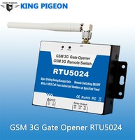 Most Popular GSM Sliding Garage Gate Opener , King Pigeon RTU5024 GSM Gate Opener