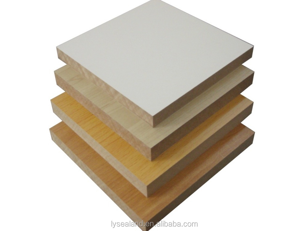 plain mdf raw/ mdf melamine board/medium density fiberboard/First class new material interior doors mdf with FR 60