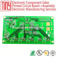 customized multilayer one-stop service FR4 pcb assembly and PCB Manufacture