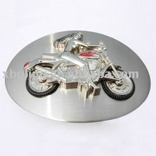 Zinc alloy belt buckle