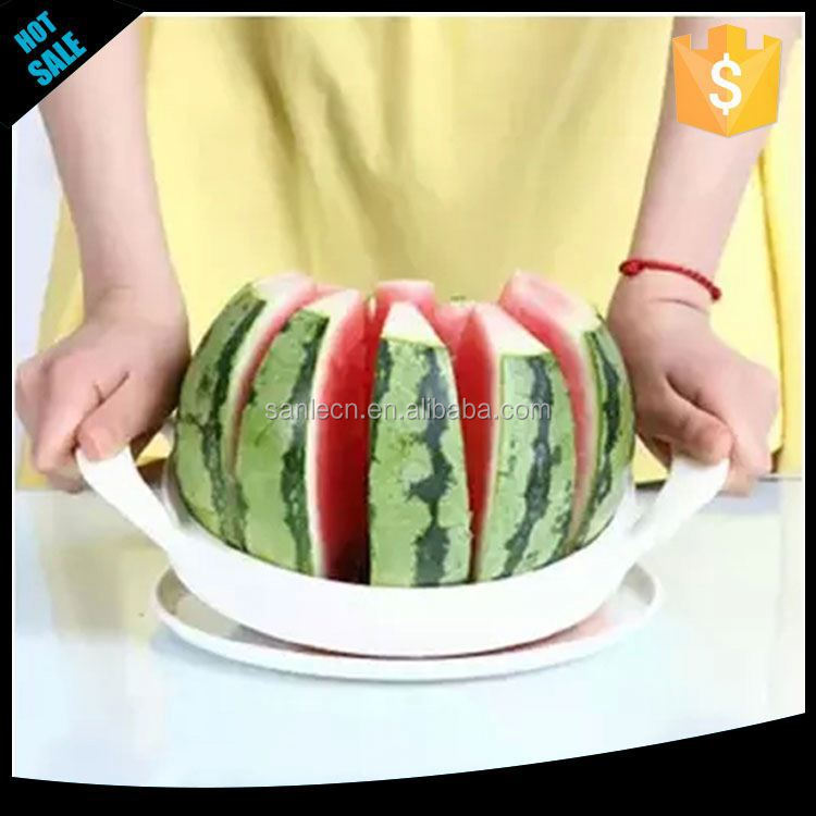 Proper price top quality Stainless steel Water Melon Cutter / Slicer