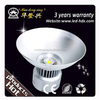 Hot sale CE RoHS planet green cob led high bay light 200w