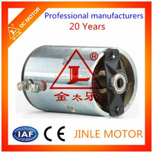 CE Approved 24V DC Motor with Brush for Power Unit