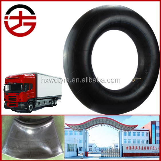 butyl inner tubes and flaps for truck tire