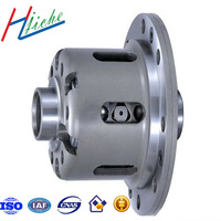 differential mechanism limited slip differential used for truck