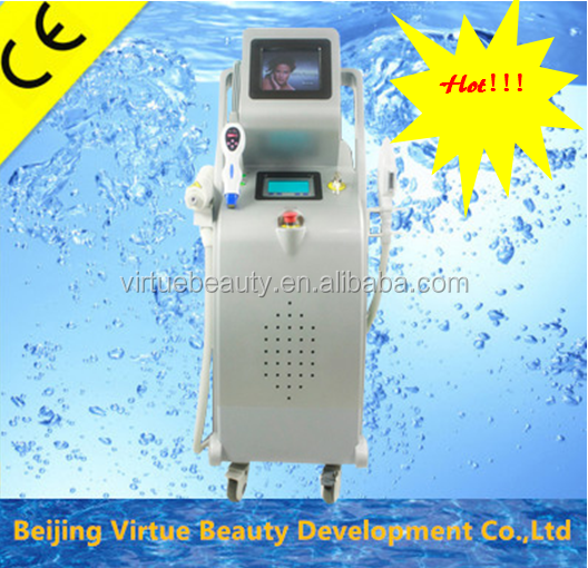 Multifunction salon equipment/carbon laser peel black doll
