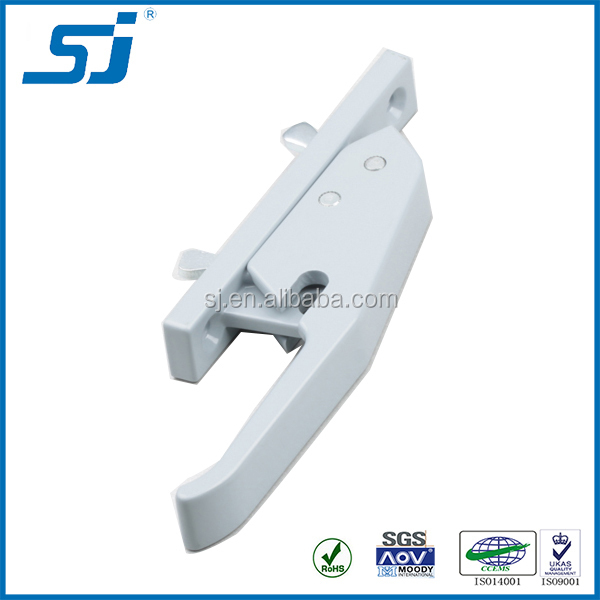 Aluminium alloy blue gray powder coated Swing Handle lock