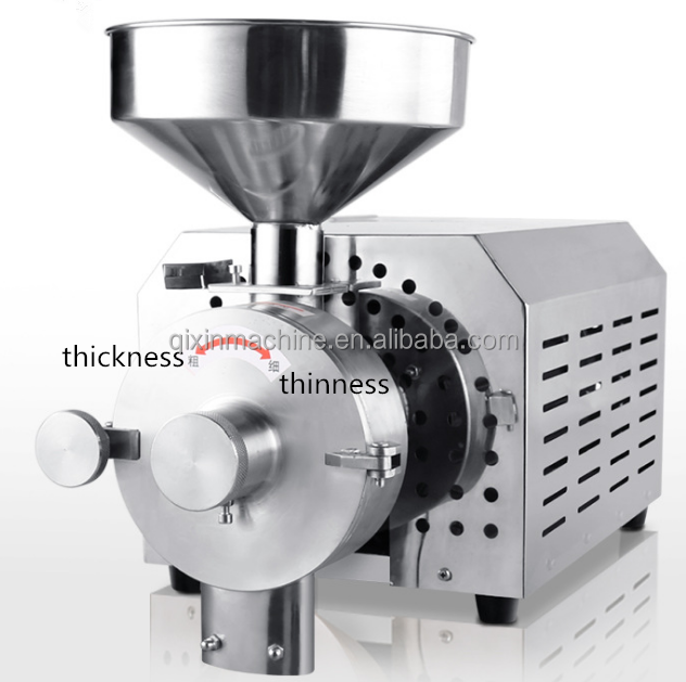 2.2kw 3kw grain herb bean seasoning unltrafine household mill grinder machine pulverizer