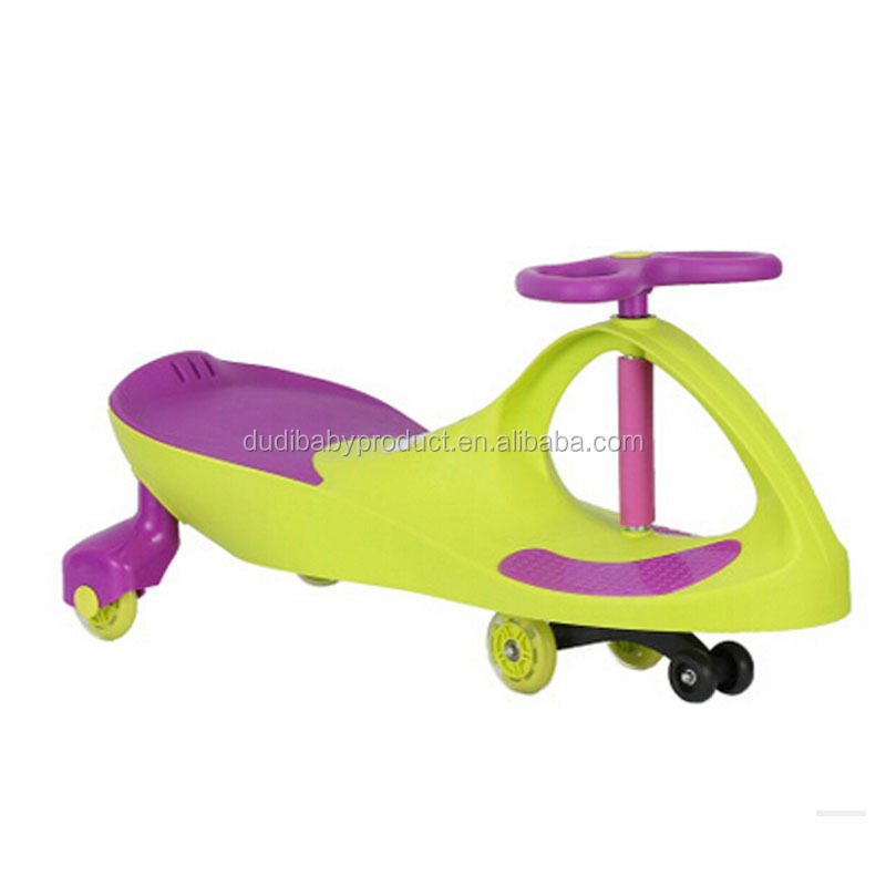 Wholesale new PP children ride on plasma car / kids twist car / baby swing car