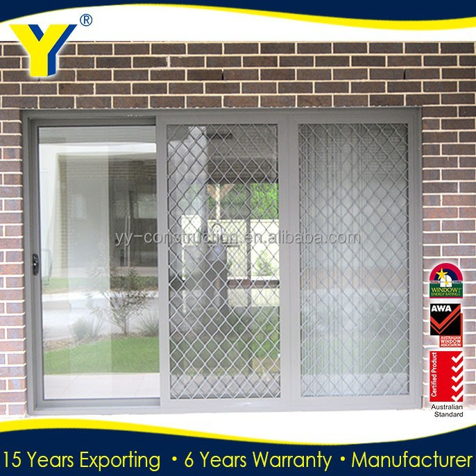 exterior aluminium sliding door waterproofing customized lowes sliding