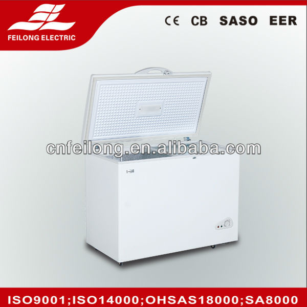 160L Single Top Door chest freezer covers