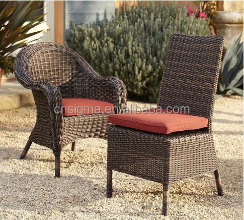 2017 Sigma trade assurance cheap plastic rattan cushion stacking chairs for sale