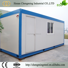 ready made Steady commercial trailer container cheap prefab small house