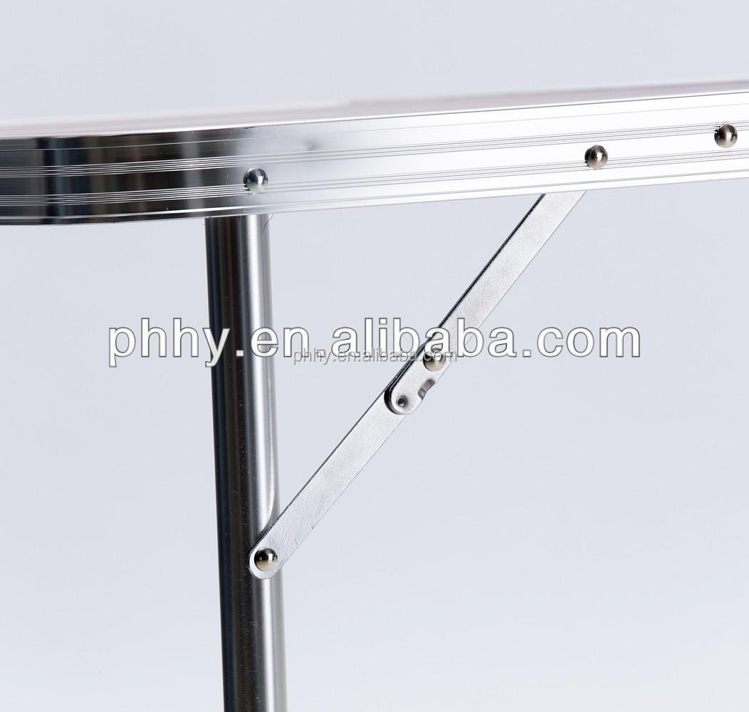 en plein air l ger table pliante avec pieds r glables en hauteur id de produit 60785169627. Black Bedroom Furniture Sets. Home Design Ideas