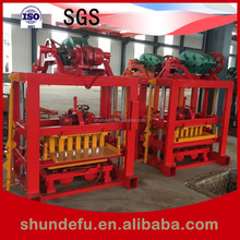 QTY4-40 Automatic Concrete/Cement Hollow Interlocking Block Making Machine with Factory Price