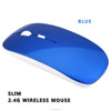 wireless mouse without battery wireless mouse cpi switch custom logo wireless mouse