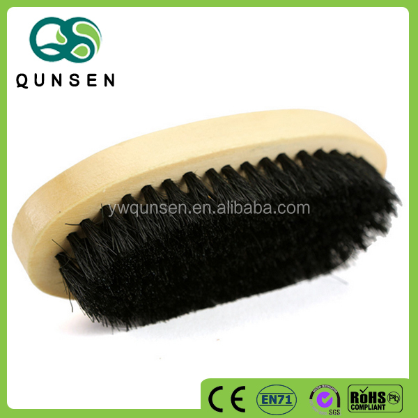 Mens grooming wholesale good quality bristles beard brush boar