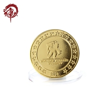 Wholesale Plating Custom Metal Replica Copper Coin
