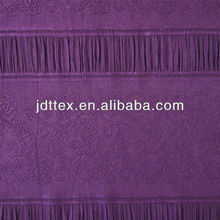 purple jarquard fabric for underwear,swimwear.