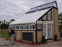 Sloping Roof Solar Thermal Collector Solar Keymark SRCC Certified
