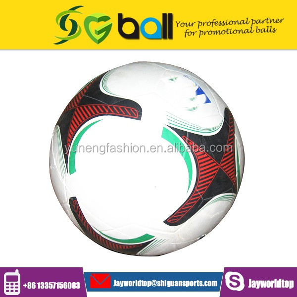 Customize kids pvc soft football Football/Soccer in Good Quality