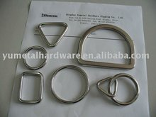 Stainless Steel D Ring Casted