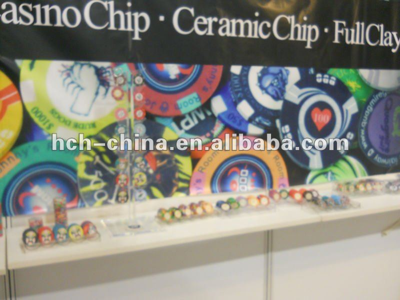 Blank Ceramic Chip-Collection-New Mold Developed