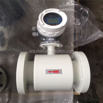 Low Cost Battery powered Electromagnetic Water Flowmeter