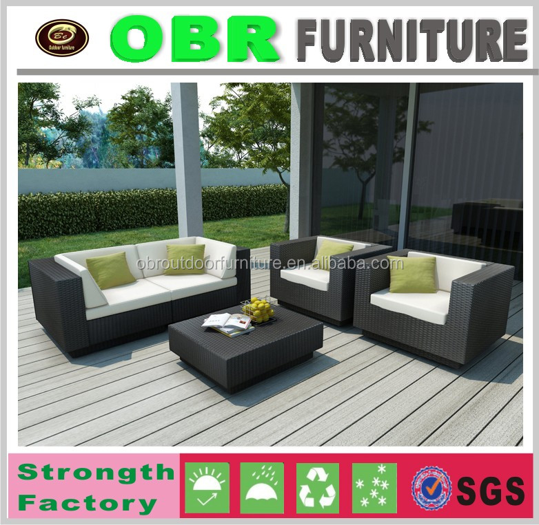 Outdoor patio furniture new model sofa sets pictures rattan outdoor furniture