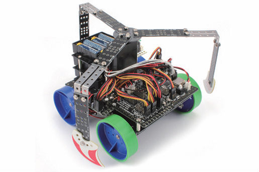 Spin Bot (Educational robot)