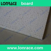magnesium oxide fire rated decorative pattern wall board