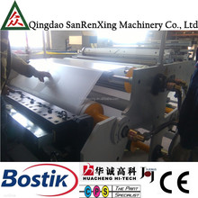 Hot melt glue adhesive stick making machine